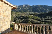IN15937, Rustic house with spectacular mountain views in Fornalutx